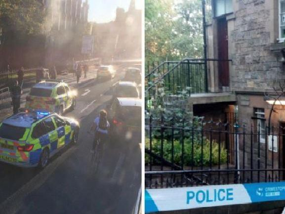 Man dead following reports of 'drugs-related incident' in Princes Street public toilets