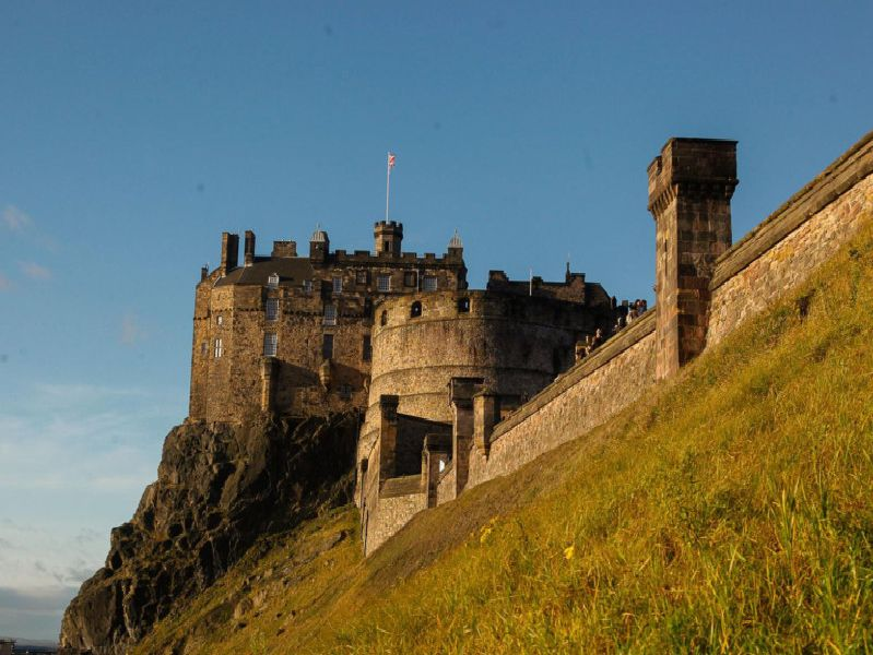 How to gain free entry into Edinburgh Castle.