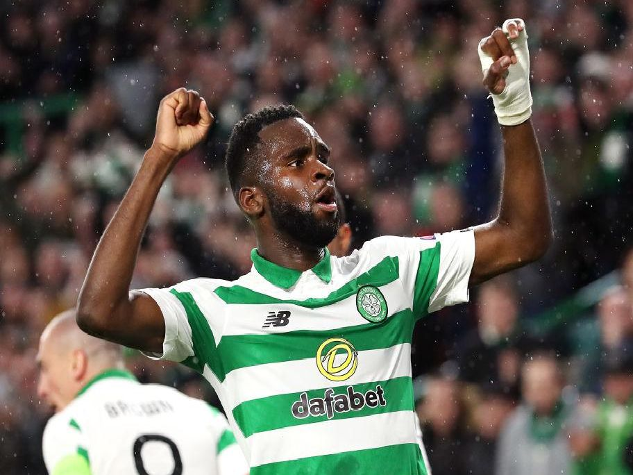 Odsonne Edouard is the joint-most expensive player in the Scottish Premiership (Getty Images)