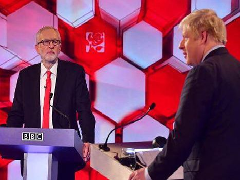 General election: Boris Johnson labels Jeremy Corbyn's claims Brexit would lead to customs checks as 'complete nonsense'