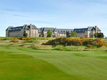 The luxury five-star Fairmont St Andrews hotel has been snapped up by a lifelong golf fan. Picture: Contributed