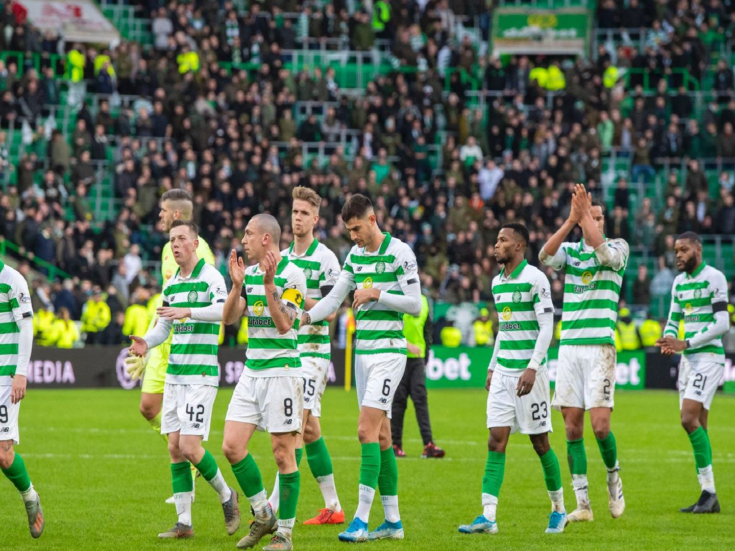 Celtic player ratings