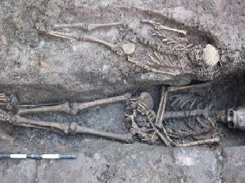 Spines of ancient skeletons hold the key to past lives says Scottish researcher