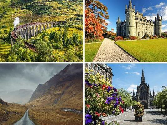 9 Scottish filming locations used in famous TV shows and films - do you recognise them?
