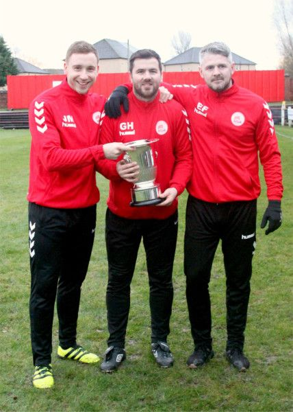Camelon aim for trophy number three with a Tranent trip