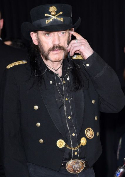 Lemmy, Motorhead frontman, dies at 70 after cancer fight