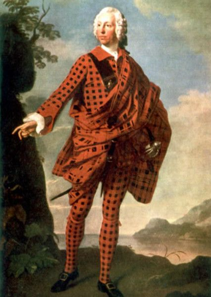 9cb89ea5b7262 Myth buster  Was tartan really banned after Culloden  - The Scotsman