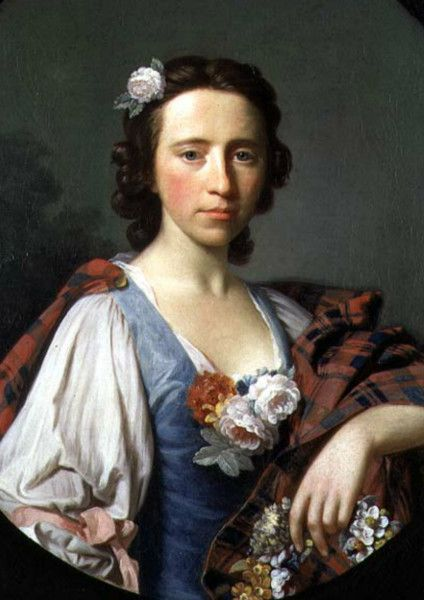 8135fb1b5cdce Flora Macdonald painted by Allan Ramsay in late 1740s. PIC  Contributed.