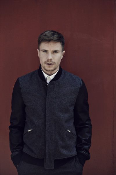 Joe Dempsie Stars In Spy Thrille Deep State Picture Jon Gorrigan