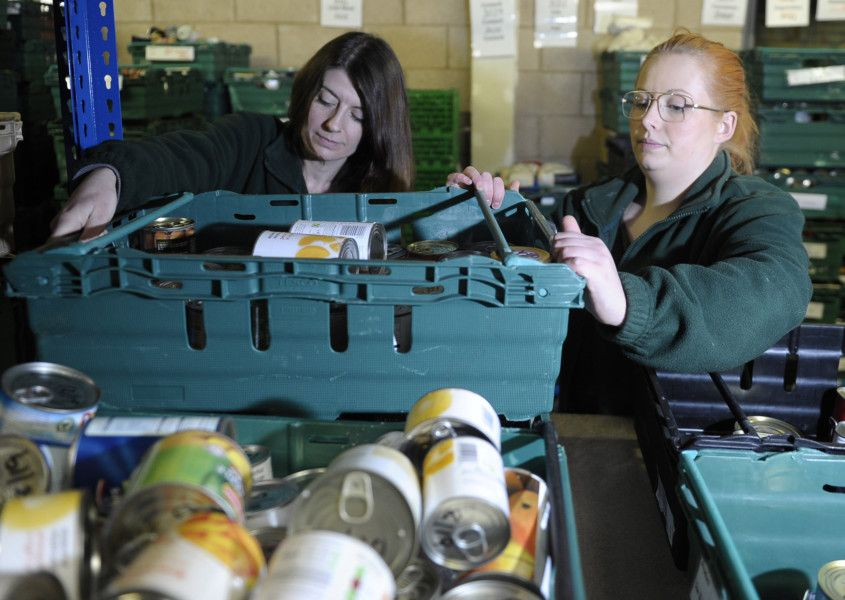 These Are The 11 Items Edinburgh Food Banks Are Critically