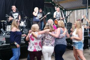 Berwick Animal Rescue Kennles first Mini Music festival was an outstanding success.