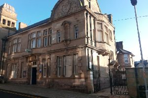Berwick Magistrates' Court