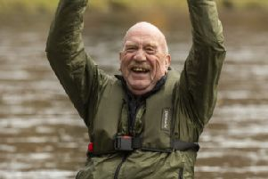 free to use images'Scotland News.''Eric Hastings (69), a recently-retired river guardian from Drygrange who has dedicated his life to protecting the river Tweed, has been chosen as the winner of the 2018 Tweed Forum River Champion Award.''Photography by Phil Wilkinson 'info@philwilkinson.net'Tel 07740444373''Press Release'''''Embargo until 12 November 2018''River Guardian Receives 2018 Tweed Forum River Champion Award' 'Eric Hastings (69), a recently-retired river guardian from Drygrange who has dedicated his life to protecting the river Tweed, has been chosen as the winner of the 2018 Tweed Forum River Champion Award.''Introduced in 2016, the accolade rewards an individual from the Scottish Borders or North Northumberland, from any walk of life, who has an outstanding commitment to the protection and enhancement of the River Tweed and the natural, built and cultural heritage of its surroundings. The river has a catchment of 5,000 sq km, with 80% in Scotland and 20% in England.''From tracking and catching poa