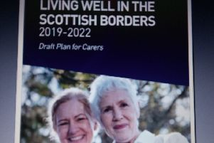 Scottish BordersHealth and Social Care Partnership are drawing up a new plan of support for the region's carers.