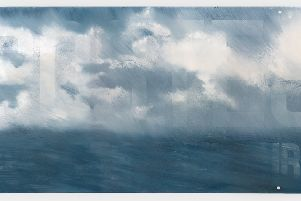 Stow artist David Cass's latest exhibition, entitled Rising Horizon, can be seen at Edinburgh's Scottish Gallery from January 30.