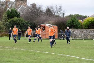 The result was a 14 goal improvement for Tweedmouth (Pic: Tweedmouth Rangers)