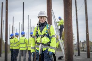 Openreach are looking to recruit trainee engineers, including seven in Berwickshire.