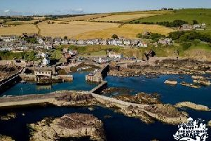 The Visit Berwickshire Coast brand hopes to attract more visitors to the area.