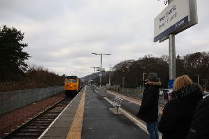 Support for Borders railway extension