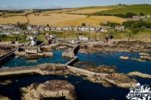 The Visit Berwickshire Coast brand aims to attract more visitors to the area.