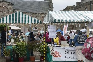 Berwick Food and Beer Festival. Picture by Jane Coltman