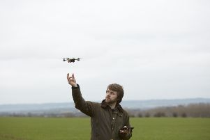 Agricultural merchants McCreath Simpson & Prentice are getting behind Drone AG with a �30,000 investment in the development of its new software, Skippy Scout.