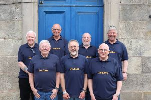 After many years of entertaining people in the Borders, north Northumberland and East Lothian and raising thousands of pounds for charities, the Eyemouth singing group The Podlies are calling it a day.