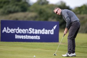 JPI Media is reporting live from day one of the Scottish Open