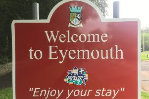 Eyemouth is open for business and ready to welcome tourists