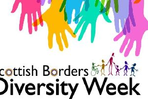 Encouraging local communities to come together during Scottish Borders Diversity Week