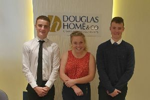 New trainees join chartered accountants