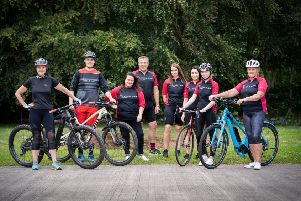 Cycle Law Scotland rise to the Global Bike Challenge