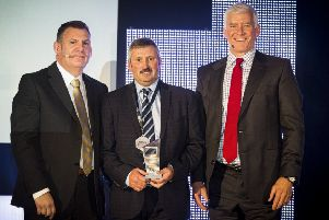 Birgham site manager awarded for house building excellence