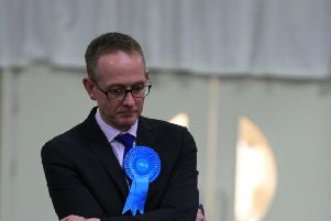 John Lamont re-elected to Westminster