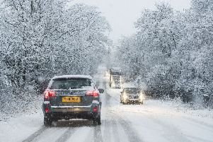 BEAR is advising motorists to take care on the roads this winter and prepare their journey ahead.