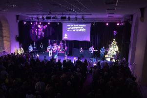 Apex Church will provide two carol services this year following the success of last year's event.