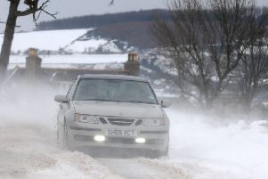 Gales are expected to batter most of Scotland from Wednesday