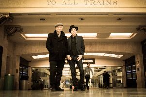 Billy Bragg and Joe Henry join the Celtic Connections line up next week.