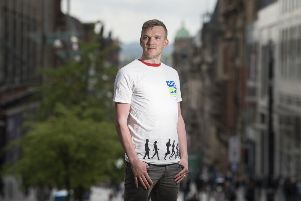 David Weatherston has previewed the World Cup competitors. He is an ambassador for Support in Mind Scotland. Picture John Devlin.