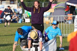 Sign up and take part in this year's Peterhead Relay for Life