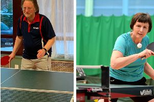 Expansion for table tennis in North & South Aberdeenshire