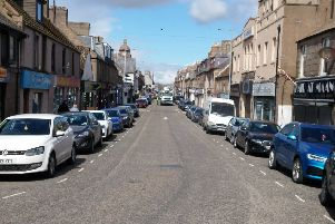 The CCTV scheme will introduced to Peterhead town centre