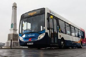 Stagecoach North Scotland is offering free bus travel to armed forces personnel