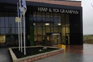 "The Chief Inspector Prisons found that while there many positives at HMP Grampian, almost all areas of the jail were ""negatively impacted"" by staffing shortages"