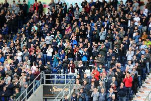 Falkirk fans have their say