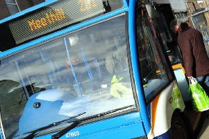 The questionnaire focuses on ascertaining views on how best to provide supported bus services