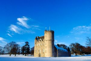 Castle Fraser is just one of the many properties available to visit free of charge for National Lottery players.
