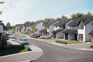 There has been considerable interest in the development already, with potential buyers registering their details ahead of the opening.