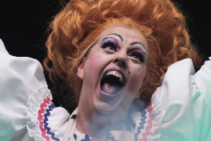 Catriona Molver hopes the laughs will keep on coming as she takes on the role of this years panto dame.
