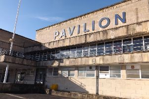 Rothesay Pavilion in Argyle Street.